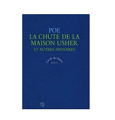 9782020195867: La Chute de la maison Usher et Autres histoires