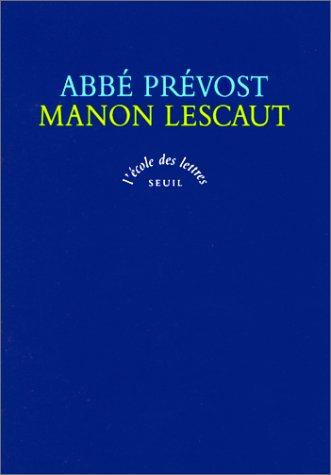9782020195874: Manon Lescaut (French Edition)