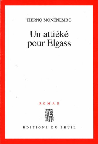 9782020196048: Un attiéké pour Elgass