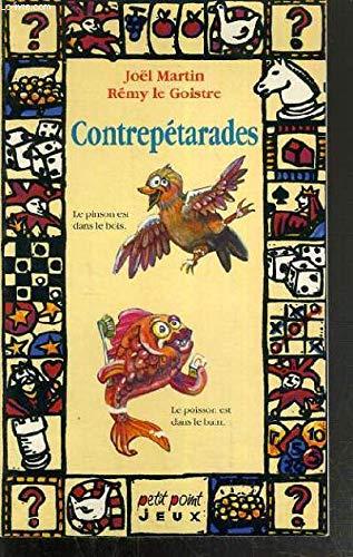 9782020197694: Contrepétarades (Petit point)