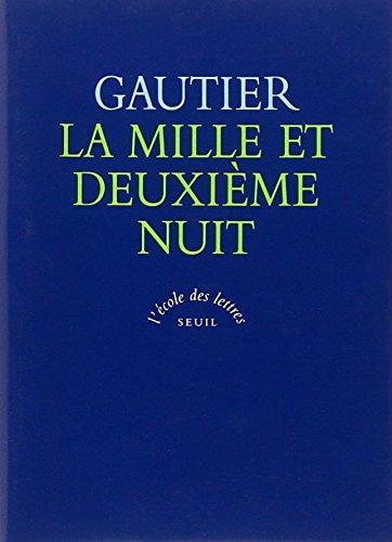 9782020206099: La mille et deuxième nuit : Texte intégral