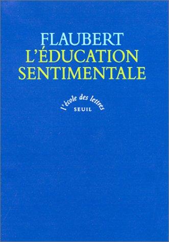 9782020206112: L'éducation sentimentale : Histoire d'un jeune homme, texte intégral