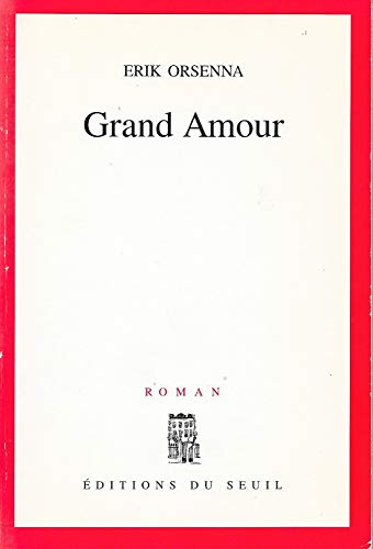 9782020208406: Grand Amour