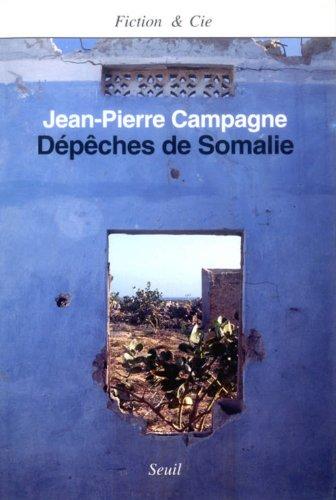 9782020208680: Dépêches de Somalie