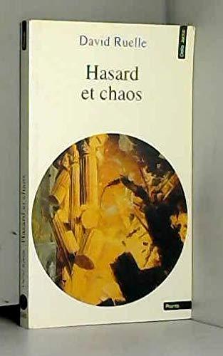 9782020209335: Hasard et chaos (Points Odile Jacob)