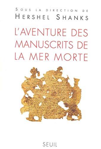 9782020214179: L'Aventure des manuscrits de la mer Morte