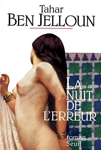 9782020215954: La Nuit De l'Erreur (French Edition)