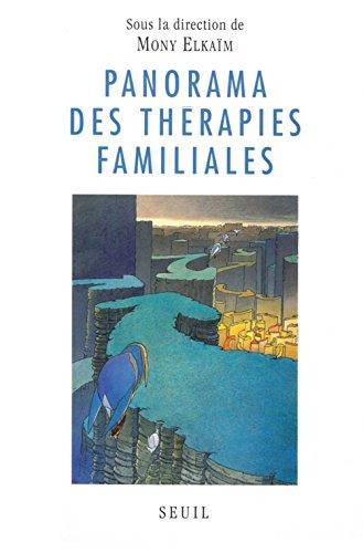 9782020218030: Panorama des thérapies familiales