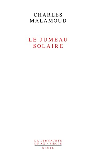 Le Jumeau solaire (2020218488) by Charles Malamoud