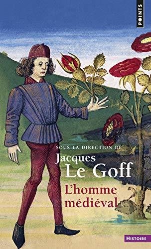 9782020222112: L'homme médiéval (Points Histoire)