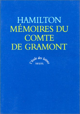9782020225397: Memoires Du Comte De Gramont (French Edition)