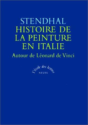Histoire de la peinture en Italie : Stendhal
