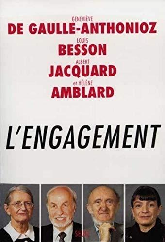 l'engagement : droit au logement, ou droit: Hélène Amblard Louis
