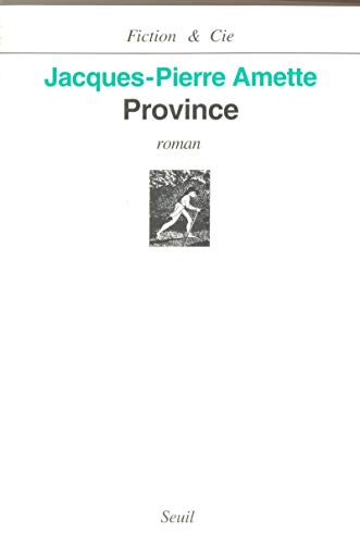 9782020235907: Province: Roman (Fiction & Cie) (French Edition)