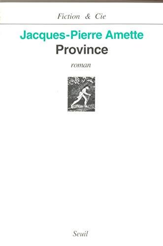 9782020235907: Province