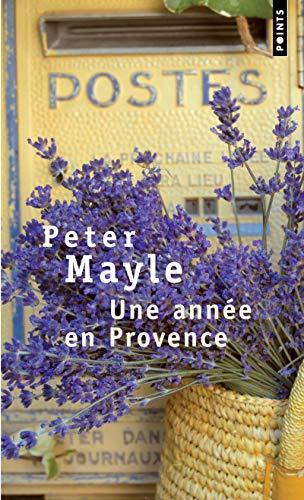 9782020237048: Une annee en Provence (Points)