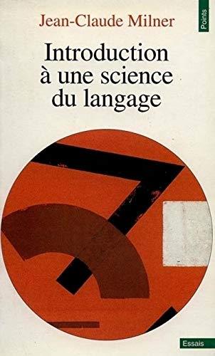 9782020237079: Introduction à une science du langage