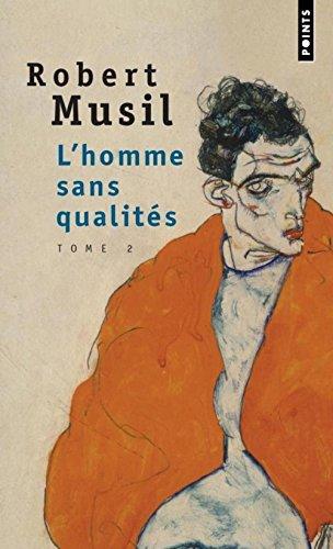 9782020238168: L'Homme sans qualités, tome 2