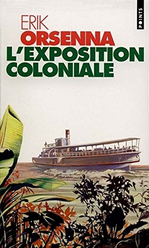 9782020239219: L'exposition coloniale