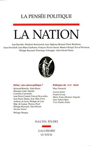 La Nation: Baechler, Jean