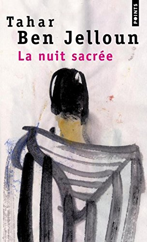 9782020255837: La Nuit Sacree (French Edition) (Collection Points)