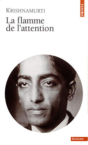 9782020258807: Flamme de L'Attention(la) (English and French Edition)
