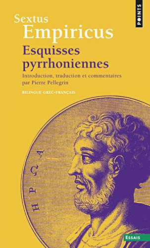 9782020262989: Esquisses Pyrrhoniennes (English and French Edition)