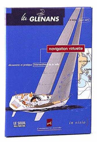 9782020263504: Les Glénans, Navigation Virtuelle