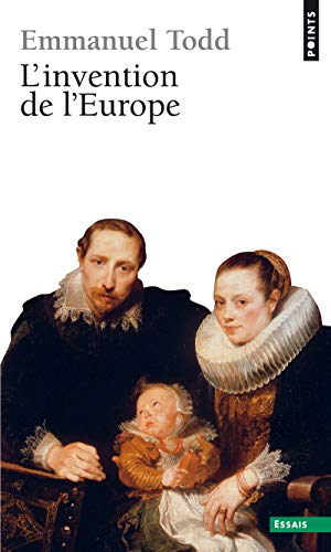 9782020285223: L'invention de l'europe (Points essais)