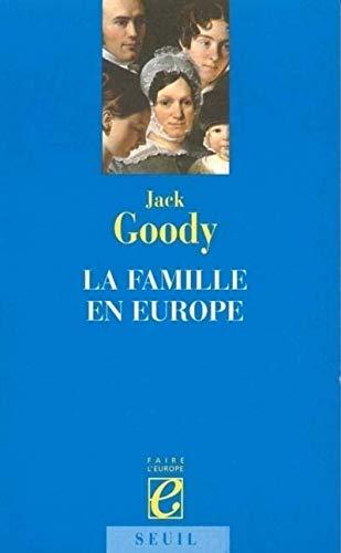 9782020287227: La famille en Europe