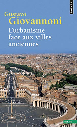 9782020289436: Urbanisme Face Aux Villes Anciennes(l') (English and French Edition)