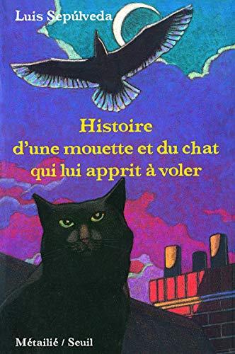 9782020300438: Histoire d'une mouette et du chat qui lui apprit à voler (Coed.Metail.)