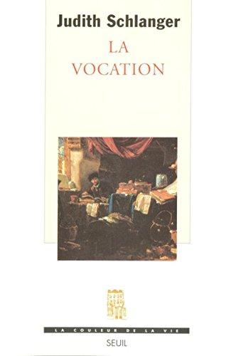 9782020304078: La vocation (La Couleur de la vie) (French Edition)