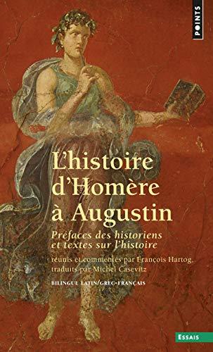 9782020308052: L'Histoire d'Homère à Augustin