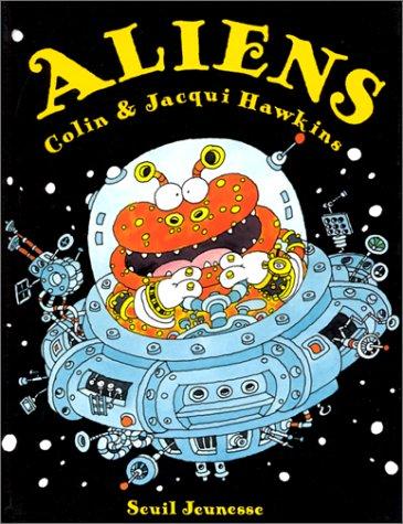 Aliens: Colin Hawkins, Jacqui