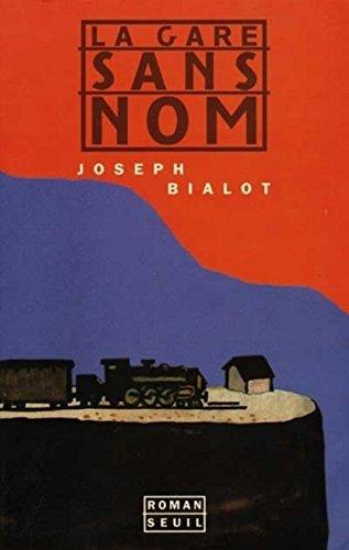 9782020309318: La gare sans nom: Roman (French Edition)