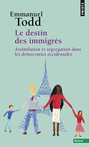 9782020314503: Immigration: Le Destin DES Immigres (French Edition)