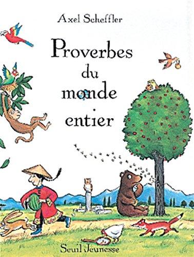 9782020320153: Proverbes du monde entier (Créa Jeunesse)