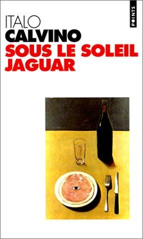 9782020321303: Sous le soleil jaguar : Récits
