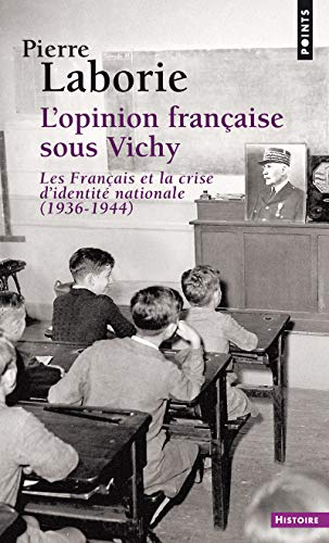 9782020322911: L'Opinion française sous Vichy