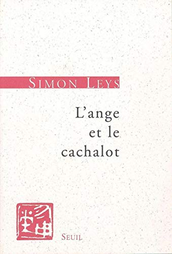9782020328937: L'ange et le cachalot (French edition)