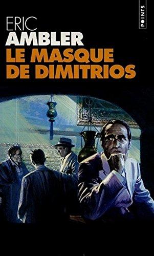 9782020330336: Le masque de Dimitrios