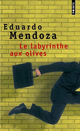 9782020333092: Le labyrinthe aux olives