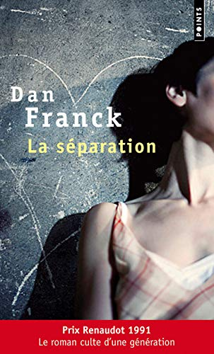 9782020334228: La S�paration