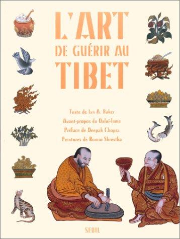 9782020335744: L'art de gu�rir au Tibet