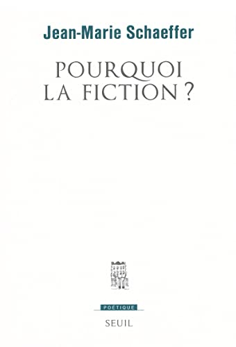 9782020347082: Pourquoi la fiction ?