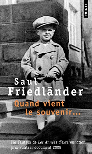 9782020349680: Quand Vient Le Souvenir... (English and French Edition)
