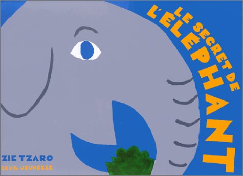9782020358156: Le Secret de l'éléphant (French Edition)