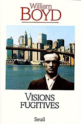9782020359481: Visions fugitives. Histoires, mémoires et canular