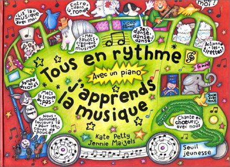 Tous en rythme ! J'apprends la musique avec un piano électronique (2020365154) by Kate Petty; Jennie Maizels